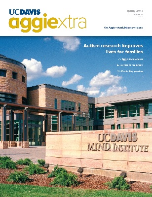AggieXtra spring 2017 cover
