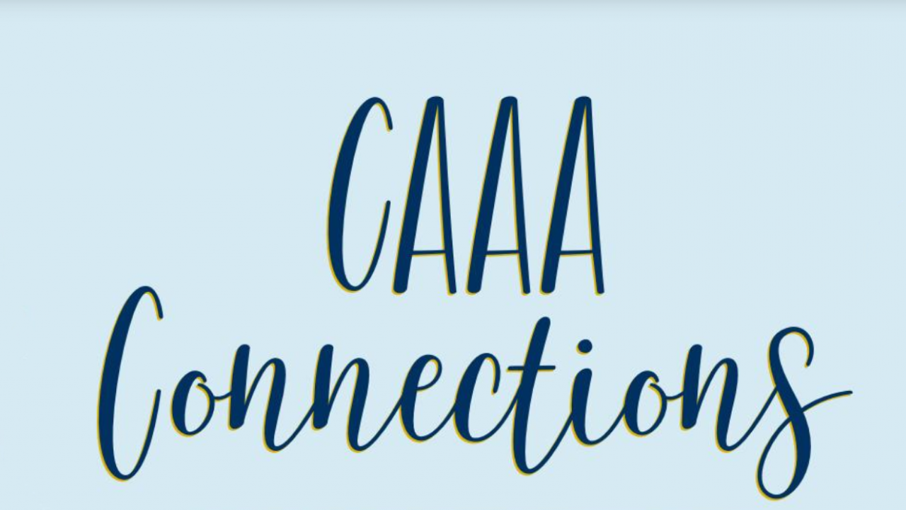 CAAA Connections graphic