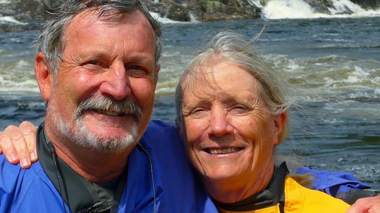 John Pascoe and Susan Stover