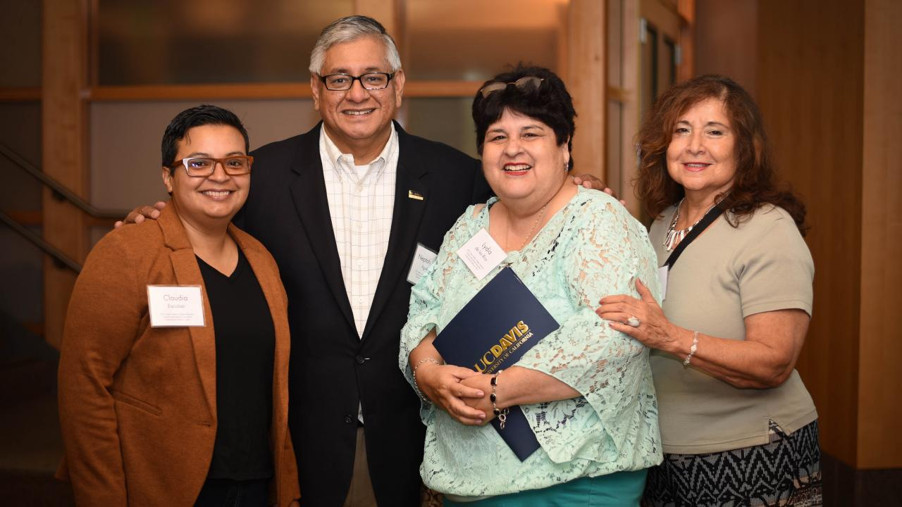 Guests at CLAA event