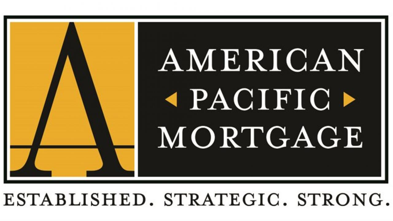 American Pacific Mortgage logo