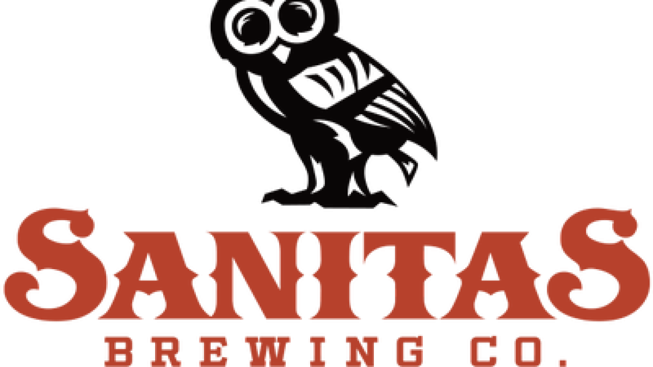 Sanitas Brewing Co. Logo