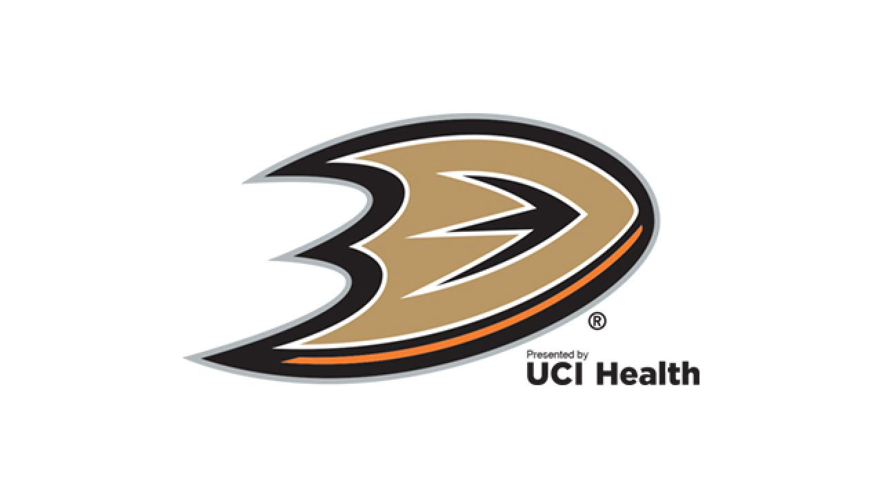 Logo for Anaheim Ducks