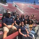 CAAA Staff at the Stanford vs. Davis Game