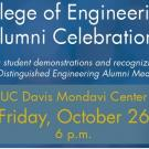 School of Engineering Alumni Celebration