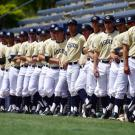 UC Davis baseball team
